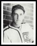 1939 Play Ball Reprint #105  Rabbit McNair  Front Thumbnail