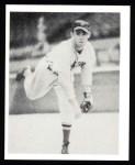 1939 Play Ball Reprint #29  Black Jack Wilson  Front Thumbnail