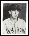 1939 Play Ball Reprint #53  Carl Hubbell  Front Thumbnail