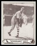 1940 Play Ball Reprint #118  Waite Hoyt  Front Thumbnail