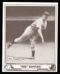 1940 Play Ball Reprint #10  Red Ruffing  Front Thumbnail