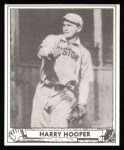 1940 Play Ball Reprint #226  Harry Hooper  Front Thumbnail