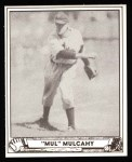 1940 Play Ball Reprint #95  Hugh Mulcahy  Front Thumbnail