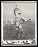1940 Play Ball Reprint #218  Wally Millies  Front Thumbnail