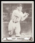 1940 Play Ball Reprint #2  Art Jorgens  Front Thumbnail