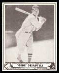 1940 Play Ball Reprint #28  Gene Desautels  Front Thumbnail