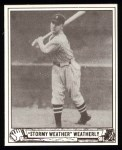 1940 Play Ball Reprint #49  Roy Weatherly  Front Thumbnail