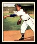1950 Bowman #182 CR Sam Zoldak  Front Thumbnail