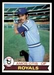 1979 Topps #360  Amos Otis  Front Thumbnail
