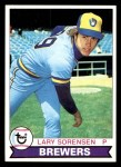 1979 Topps #303  Lary Sorensen  Front Thumbnail