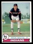 1979 Topps #484  Rick Waits  Front Thumbnail