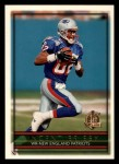 1996 Topps #86  Vincent Brisby  Front Thumbnail