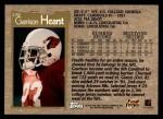 1996 Topps #278  Garrison Hearst  Back Thumbnail