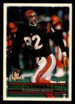 1996 Topps #296  Tony McGee  Front Thumbnail
