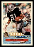 1996 Topps #248  Tim Brown  Front Thumbnail