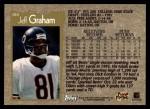 1996 Topps #388  Jeff Graham  Back Thumbnail