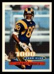 1996 Topps #242  Isaac Bruce  Front Thumbnail