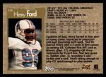 1996 Topps #326  Henry Ford  Back Thumbnail