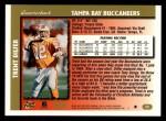 1997 Topps #60  Trent Dilfer  Back Thumbnail