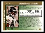 1997 Topps #38  Willie Jackson  Back Thumbnail