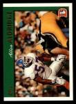 1997 Topps #111  Allen Aldridge  Front Thumbnail