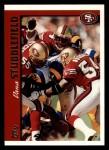1997 Topps #92  Dana Stubblefield  Front Thumbnail