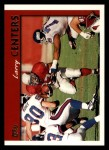 1997 Topps #172  Larry Centers  Front Thumbnail