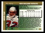 1997 Topps #131  Willie Clay  Back Thumbnail