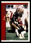 1997 Topps #126  Ray Zellars  Front Thumbnail