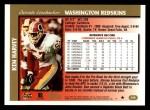 1997 Topps #248  Ken Harvey  Back Thumbnail
