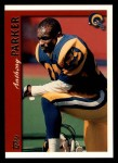 1997 Topps #319  Anthony Parker  Front Thumbnail