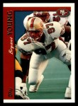 1997 Topps #245  Bryant Young  Front Thumbnail
