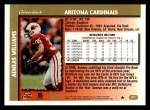 1997 Topps #371  Aeneas Williams  Back Thumbnail