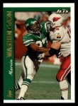 1997 Topps #249  Marvin Washington  Front Thumbnail