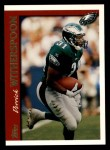 1997 Topps #326  Derrick Witherspoon  Front Thumbnail
