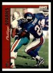1997 Topps #378  Phillippi Sparks  Front Thumbnail