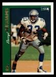 1997 Topps #323  Darryl Williams  Front Thumbnail