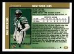1997 Topps #232  Ray Mickens  Back Thumbnail