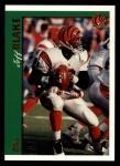 1997 Topps #375  Jeff Blake  Front Thumbnail