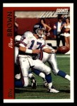 1997 Topps #317  Dave Brown  Front Thumbnail