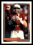 1992 Topps #673  Ricky Proehl  Front Thumbnail