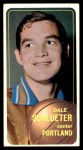 1970 Topps #164  Dale Schlueter   Front Thumbnail