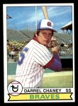 1979 Topps #184  Darrel Chaney  Front Thumbnail