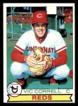1979 Topps #281  Vic Correll  Front Thumbnail