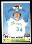 1979 Topps #233  Paul Mitchell  Front Thumbnail