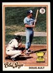 1978 Topps #267  Doug Ault  Front Thumbnail