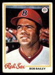 1978 Topps #457  Bob Bailey  Front Thumbnail