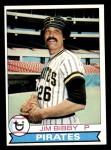 1979 Topps #92  Jim Bibby  Front Thumbnail