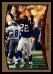 1998 Topps #157  Phillippi Sparks  Front Thumbnail