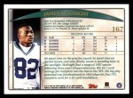 1998 Topps #167  James McKnight  Back Thumbnail